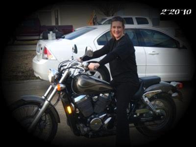 2006 Honda Shadow Spirit