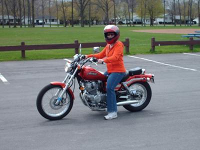 Proud Bike Owner!