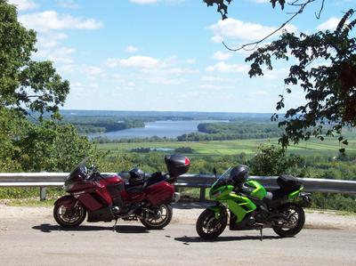 Mississippi Overlook