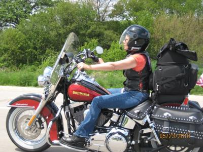 2010 Softail Heritage Classic
