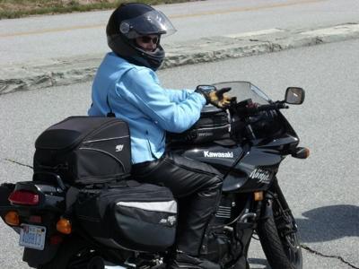 Kawasaki Ninja 500 Touring