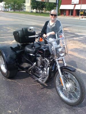 2005 Harley Davidson Sportster Trike