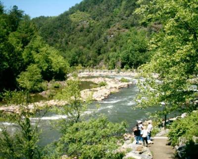 Beautiful Ocoee River