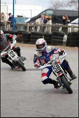Always Finish the Race