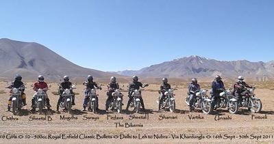 Morey Plains - enroute to Khardung La