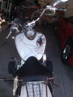 Rocco's Spider Bike