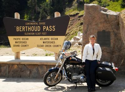 Berthoud Pass,Colorado July 2012