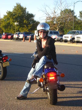 Short Woman Rider