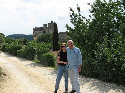 The beauty of France and those damn castles overcomes us