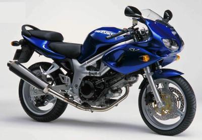 2001 Suzuki SV650-S
