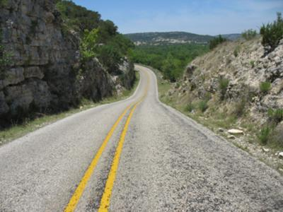 Hwy 336, Texas (one of the 3 sister hwys)
