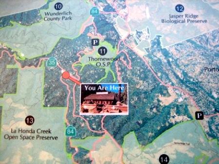 NorthStar Moto Tours - Tour Map