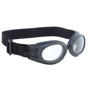 Vintage inspired motorcycle goggles