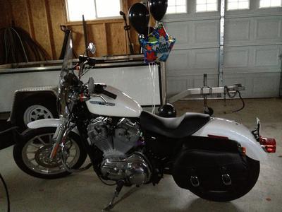 How Do I Winterize My Harley Davidson Motorcycle