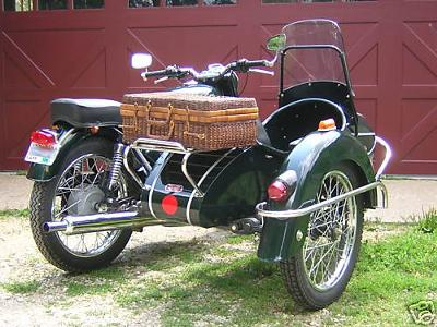 2006 Royal Enfield Bullet Electra with Sidecar