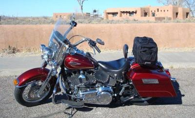 2010 HD Softail Heritage Classic