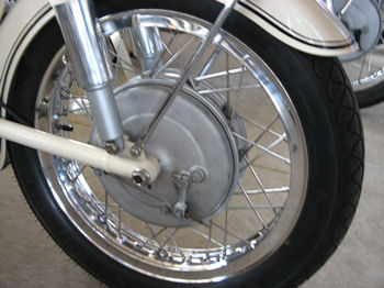 Perfection - A Spiked Spoke BMW Wheel