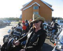 Future Lady Rider