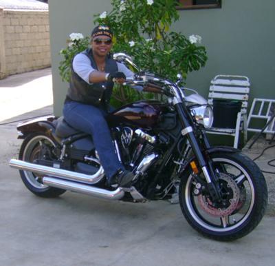 2005 Yamaha RS Warrior 1700
