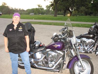 Chromey and Me on Roadtrip to San Antonio!