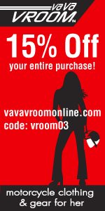 VaVaVroom Banner