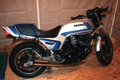 1982 CB900F Supersport