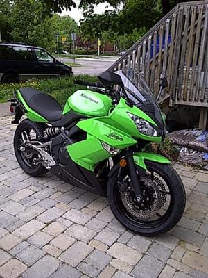 2011 Kawasaki 400R