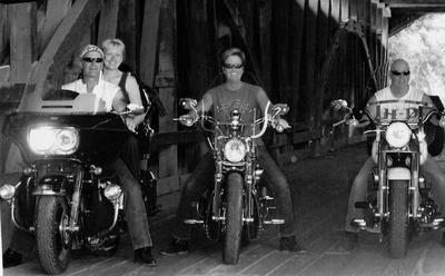 Motorcycle Rides in Covered Bridge Country