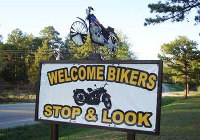 Rider's Rest Motel - Eureka Springs, Arkansas